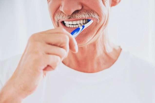 salud oral tercera edad